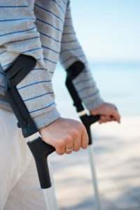 Holiday accident compensation claim